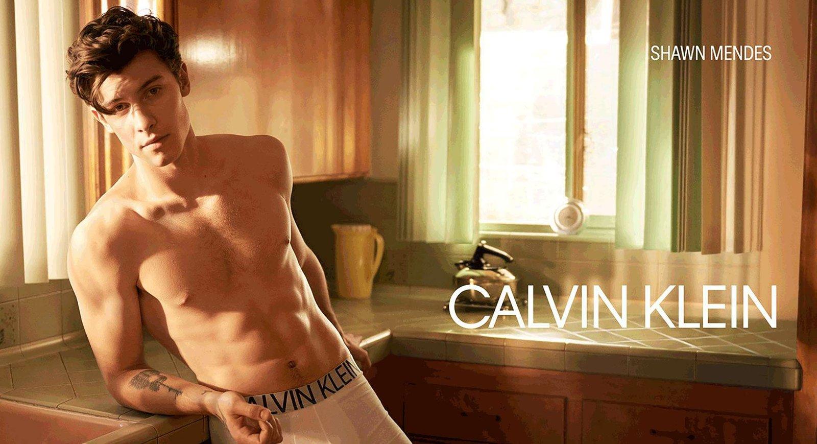 Shawn Mendez - Calvin Klein