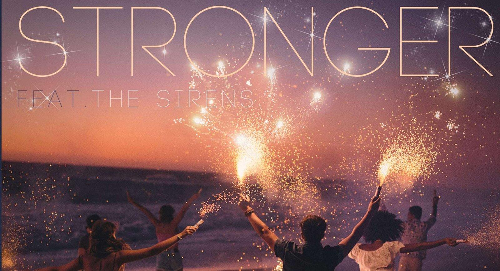 JLX & The Sirens – «Stronger»
