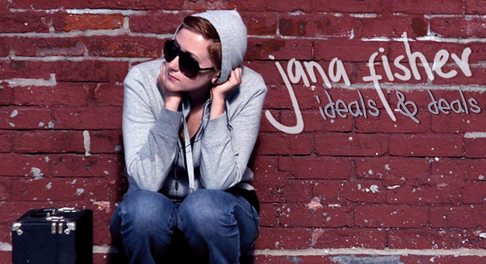 #TBT Jana Fisher – «30k»