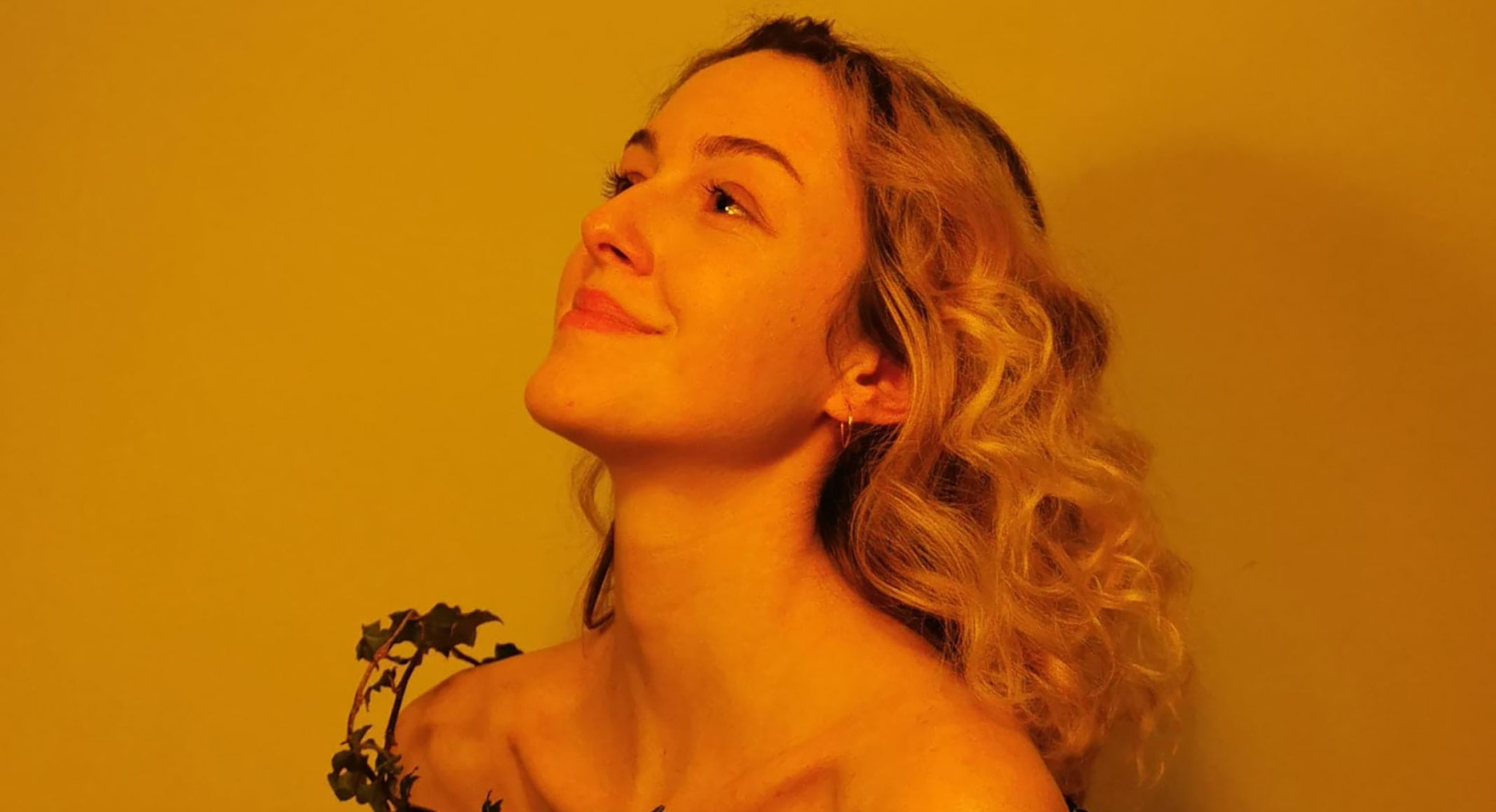 Sally Robinson's debut EP «In Amber»