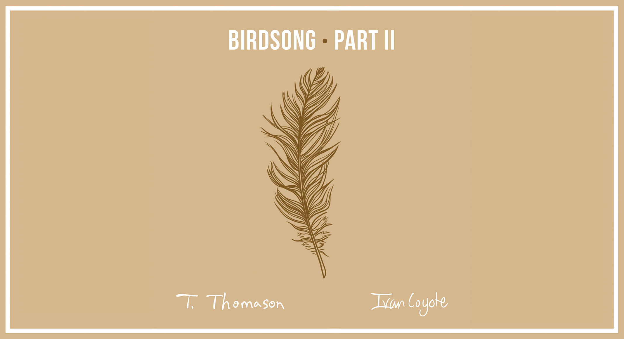 T. Thomason Shares «Birdsong Part II» Featuring Ivan Coyote