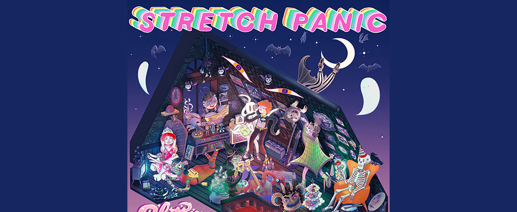 Austin queer ghoul-pop band Stretch Panic releases new single «You Can't Stay»