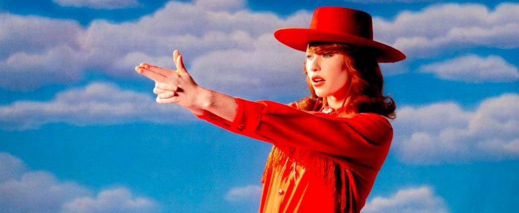Allison Ponthier – «Cowboy»