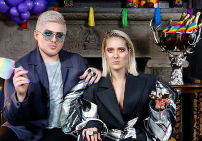 Sylve & Julia Alfrida releases the international Pride song «Legacy»